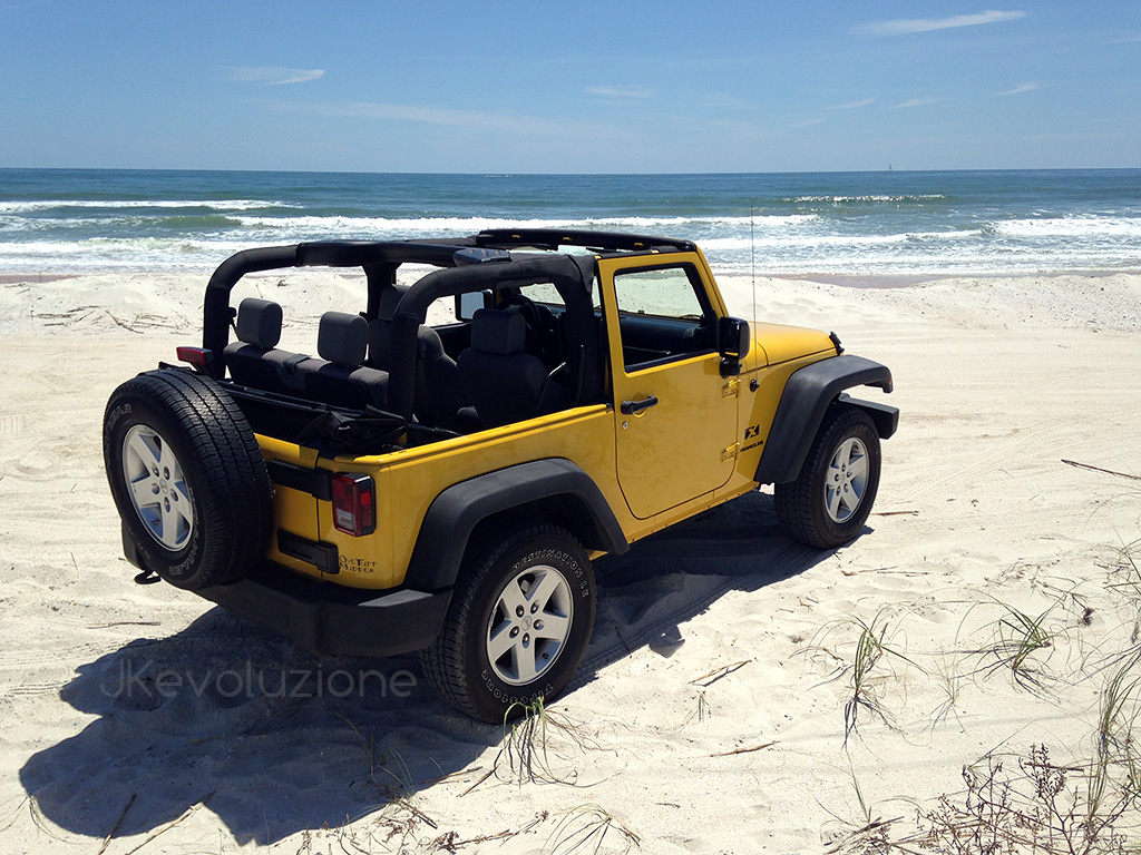 Introducing my 09 Yellow JK and info on kill switch - Jeep Wrangler